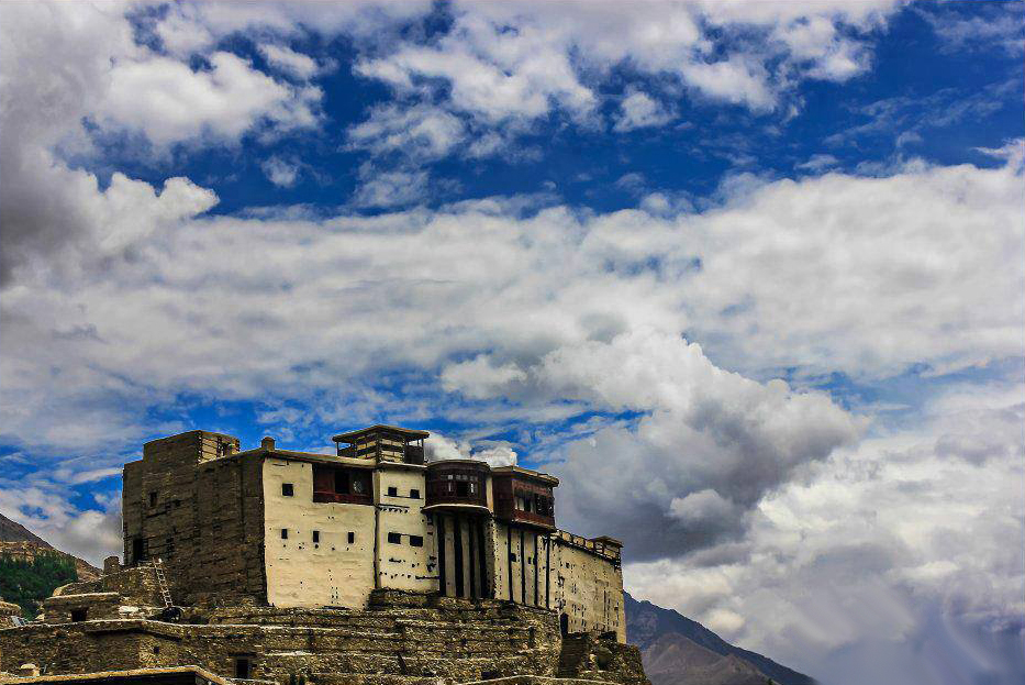 Baltit Fort Hunza Valley, Gilgit-Baltistan, Pakistan