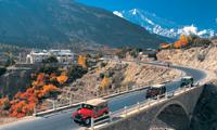 Trek to Along the Karakoram Highway
