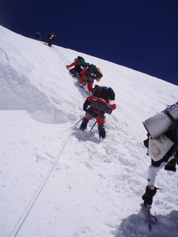 Mountaineering Exoeditions in Pakistan