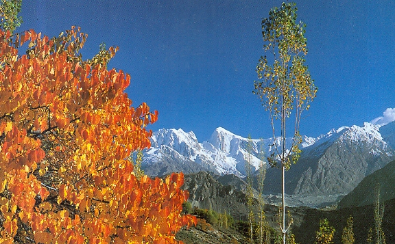 Autumn Tour to Hunza Valley