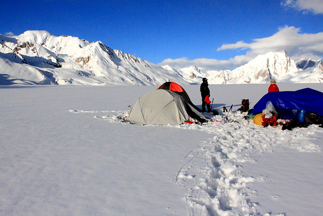 Biafo Hisper La Snow lake Trek