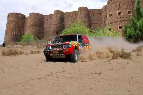 CHOLISTAN JEEP SAFARI
