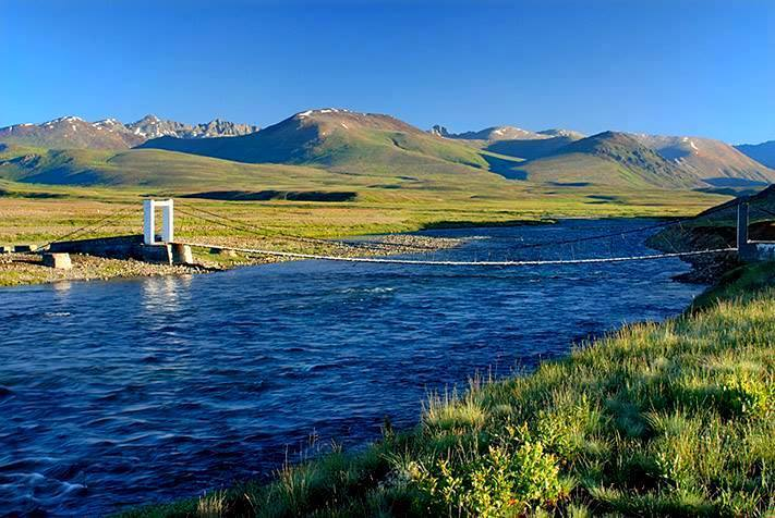DEOSAI PLAINS - HUNZA & KALASH vALLEY JEEP SAFARI