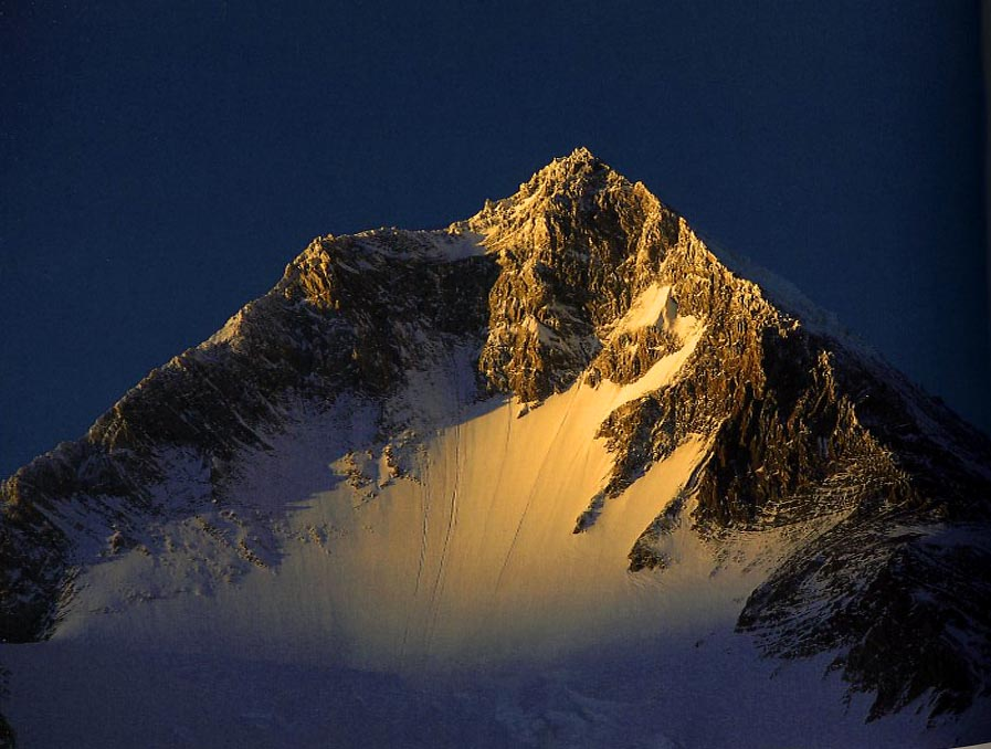 Gasherbrum-I 8068m Karakoram Pakistan