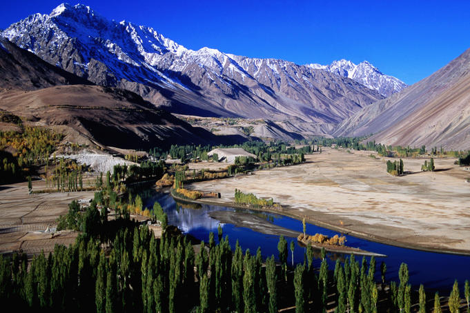 Ghizar Valley, Gilgit-Baltistan