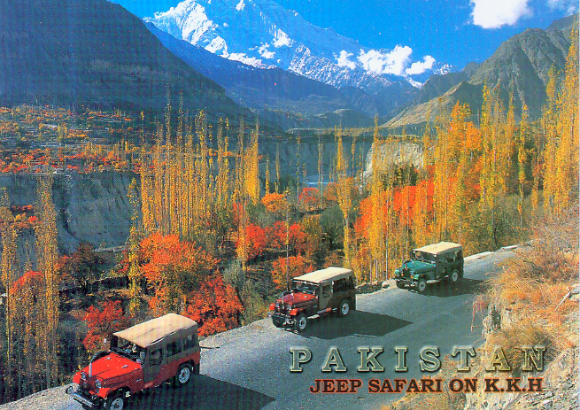 Hunza Valley Jeep Safari Tours
