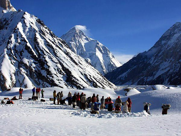 K2 Base Camp Trek Pakistan