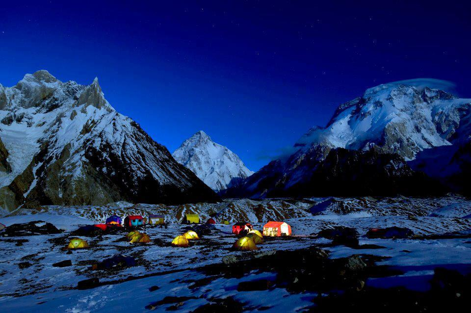 K2 Base Camp Trekking Pakistan