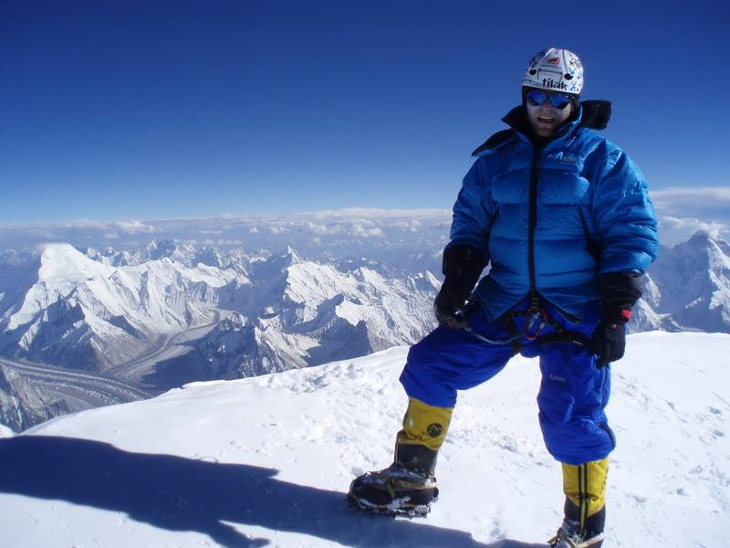 Mountaineering in Pakistan