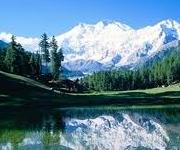 Trek to Nanga Parbat Base Camp Circle