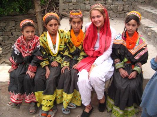 Kalash Winter Festival