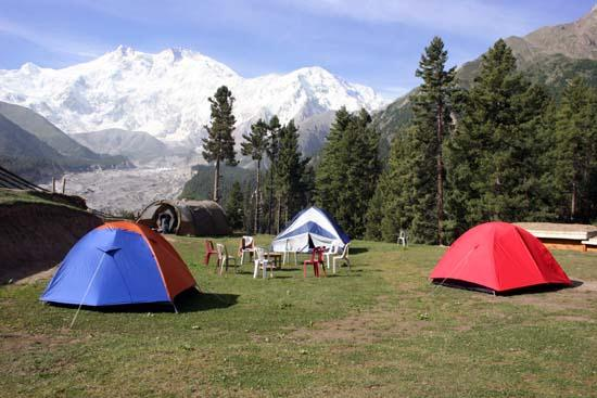 Nanga Parbat Base Camp Trek