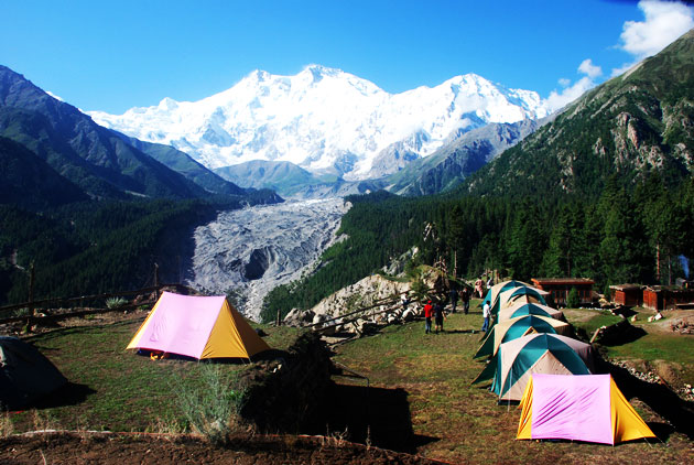 Nanga Parbat & Fairy Meadows Trek
